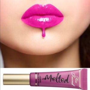 Too Faced Melted Rainbow liquid lipstick 🌈